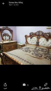 غرفه نوم وغساله للبيع