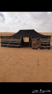مخيم بالثمامة سعر رمزي