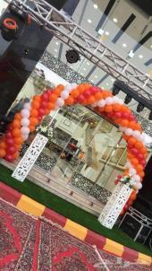 افتتاح وتجهيزا تنسيق وترتيب بالمدينة المنورة