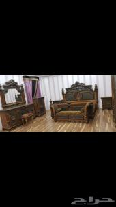 غرفة نوم كامله للبيع للتفاوض المعقول