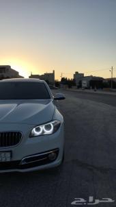 BMW 520i نظيفة 2014