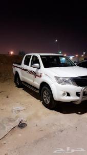 هايلكس دبل 2013 سعودي