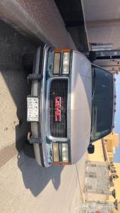 سيارة جمس سوبر بان موديل 1993