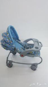 كرسي اطفال ثلاث وضعيات جديد