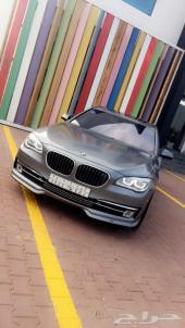 للبيع BMW740il-2014 شنايزر لاصحاب التميز
