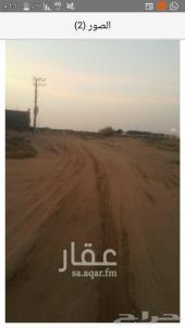 ارض في جيزان حي محليه