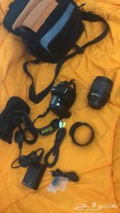 كاميرا نيكون D90 احترافيه