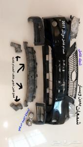 قطع صدام لكزس RX 2011وقطع لموديل 2014 وملحقات