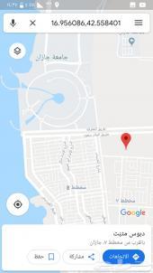 للبيع ارض مخطط المحمدية368 مقابل جامعة جيزان
