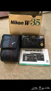 لهواةالأجهزة القديمة كاميرا تصوير ياباني1988م