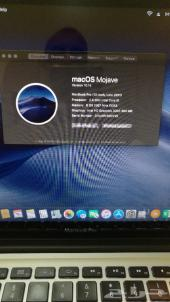 Apple MacBook Pro 13 2011 with MS.office 201
