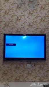 شاشه تلفزيون للبيع ماركة TCL 40 بوصه