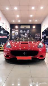 فيراري كاليفورنيا 2009 Ferrari California F1