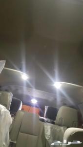 لمبات مع الضمان للريوس وداخلية السيارة LED