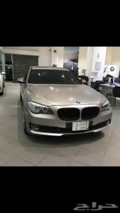 BMW 2013  اللون Metallic Silver  طلبيه خاصه
