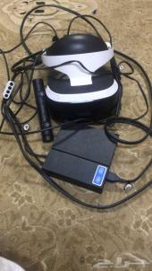 نظارة الواقع الافتراضي بلايستيشن PSVR