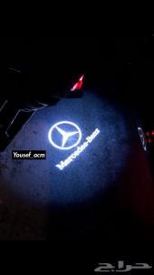 اضاءة شعار مرسيدس لفئة E و C