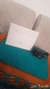 هواوي راوتر مودم 4G يشتغل ويدعم على تردد1800