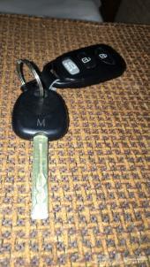 للبيع مفتاح هونداي جديد .. وعداد سوناتا