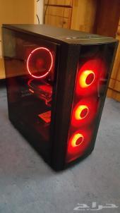 كمبيوتر العاب جديد بكرت RTX 2080 ومعالج i7