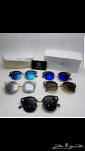 1ee4894a0 نظارات شمسية درجة أولى الحبة ب 100 أشكال ومار