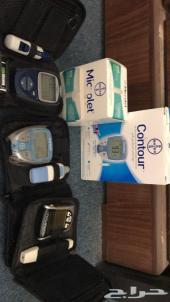 جهاز قياس السكر أو تحليل السكر