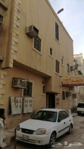 عمارة شقق جديدة في حي المرقب للبيع 153م