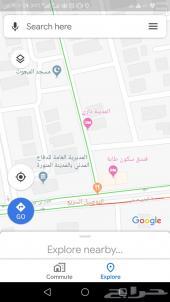 أرضين زاوية بلوك بمخطط الحمدان