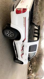 هايلوكس دبل 2012 سعودي  نظيفه