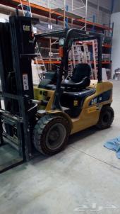 رافعة شوكية فوركلفت كاتربلر 3 طن-CAT Forklift