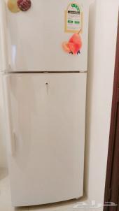 براد سامسونج مقاس 10.7 قدم لون أبيض