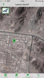 ارض للبيع بمخطط البلقاء 12 كيلو عن الحرم
