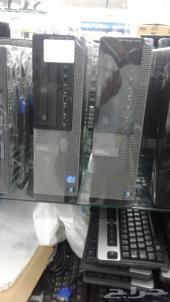 كمبيوترات ديل مستمعلة نظيفة ومضمونة
