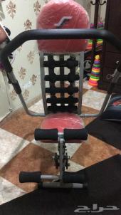 كرسي رياضه شبه جديد للبيع
