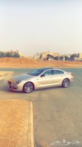 BMW 640 بحاله ممتازه