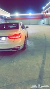BMW وارد الناغي موديل2016 مقاس 740 للبيع