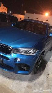 BMW X6 M 2016 ضمان وصيانه مجانيه