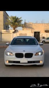 BMW 2012 وكاله 730 بدون تيربو