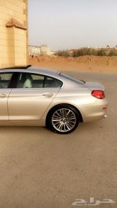 BMW 640i gran coupe 2013