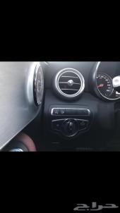 للتنازل مرسيدس c300 coupe 2018