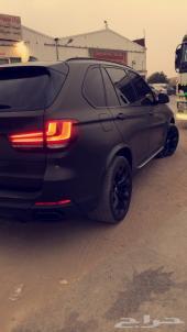 للبيع BMW x5 50i 2014