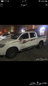 هايلوكس موديل 2014 فل كامل سعودي دبل