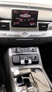 Audi S8 2014 اودي مميزة وفخمة جدا للبيع