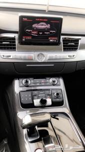 اودي S8 للبيع .. Audi S8 2014 مميزة وفخمة جدا