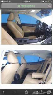Lexus isF Sport 2015 Full فل كامل للبيع السوم