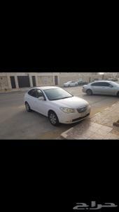 للبيع سيارة هونداي النترا 2011