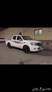 هايلوكس 2015 سعودي نظيف
