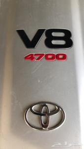 لاند كروزر VXR 2000 نظيف