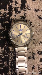 ساعة يد  مستخدمه للبييع ماركة sapphire coated