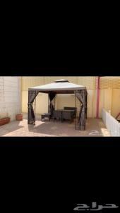 استراحة بملعب صابوني للايجار ب 500 ريال
